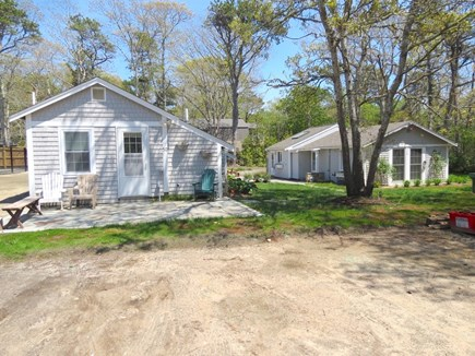 Brewster Cape Cod vacation rental - The property is actually two freestanding cottages.