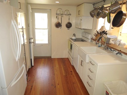 Brewster Cape Cod vacation rental - Main cottage fully equipped kitchen