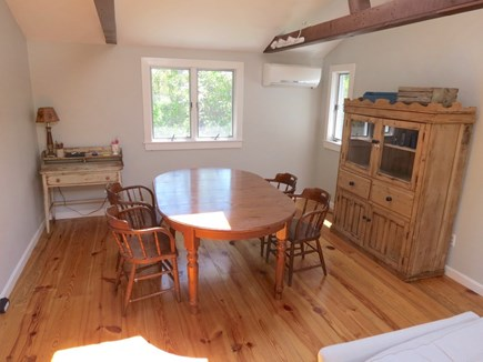 Brewster Cape Cod vacation rental - Dining area in Main cottage