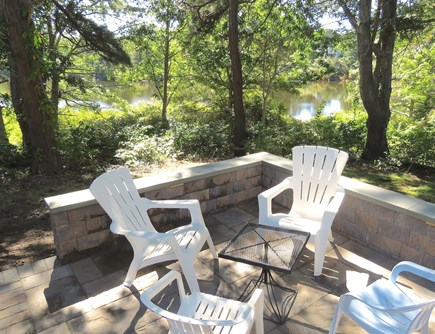 Brewster Cape Cod vacation rental - Perfect privacy with a pond view.
