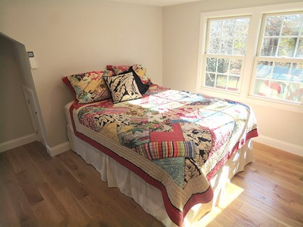 Brewster Cape Cod vacation rental - Queen bedroom, second level.