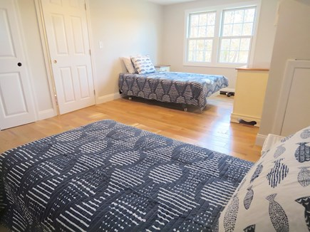 Brewster Cape Cod vacation rental - Twins bedroom, second level