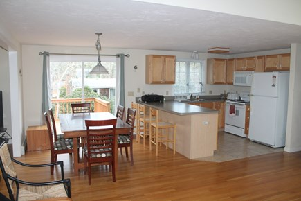 Eastham Cape Cod vacation rental - Kitchen & dining area