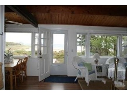Wellfleet Cape Cod vacation rental - View from living room