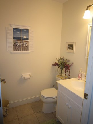 Orleans Cape Cod vacation rental - 1/2 Bath