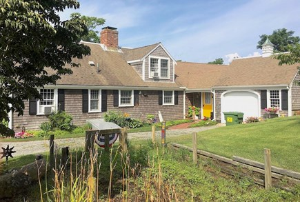 Brewster Cape Cod vacation rental - Classic Cape just a stone's throw from the Bay