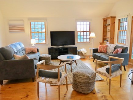 Brewster Cape Cod vacation rental - The home has cable TV and high-speed WiFi