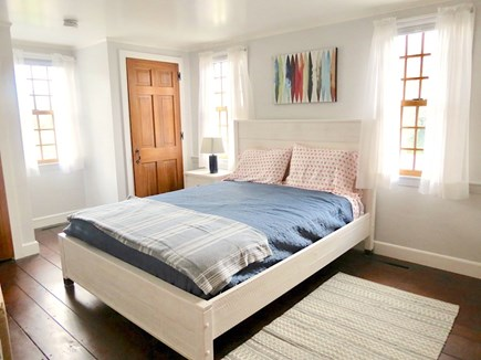 Brewster Cape Cod vacation rental - Queen bedroom, main level.