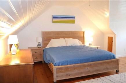 Brewster Cape Cod vacation rental - King bedroom, upper level