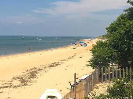 Brewster Cape Cod vacation rental - Walk 3 min. to this private neighborhood beach on the Bay