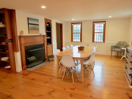Brewster Cape Cod vacation rental - Another view of the dining area
