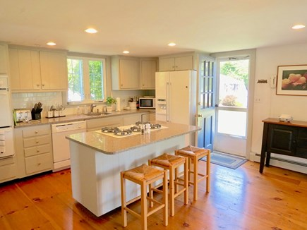 Chatham Cape Cod vacation rental - New kitchen in the main house