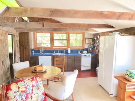 Chatham Cape Cod vacation rental - Pool house full kitchen and cafe dining