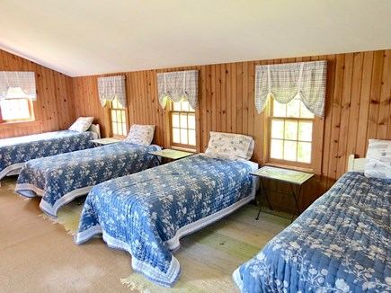 Chatham Cape Cod vacation rental - Bunk room, pool house