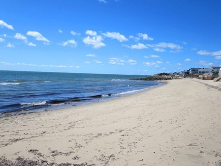 West Dennis Cape Cod vacation rental - Walk or bike 1/2 mile to beautiful West Dennis Beach