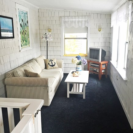 West Dennis Cape Cod vacation rental - Attached 3 season porch