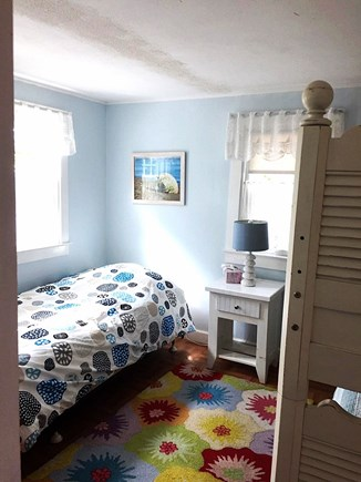 West Dennis Cape Cod vacation rental - Guest bedroom twin