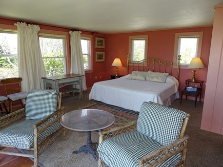 Wellfleet Cape Cod vacation rental - Spacious master bedroom