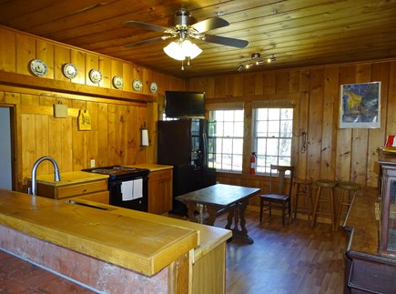 Wellfleet Cape Cod vacation rental - Newly refinished kitchen, views of the bay