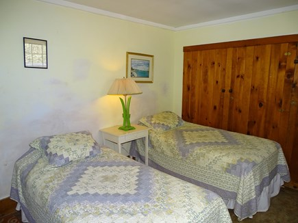 Wellfleet Cape Cod vacation rental - Twin bedroom – great for kids