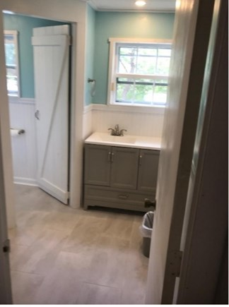 Wellfleet Cape Cod vacation rental - Newly renovated Master Bathroom with Huge Shower