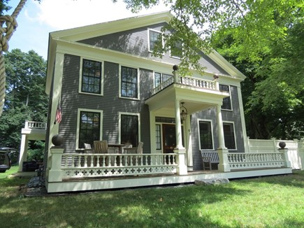Orleans Cape Cod vacation rental - Stunning classic Sea Captain's home with custom renovations