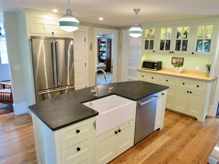 Orleans Cape Cod vacation rental - Completely renovated, custom kitchen.