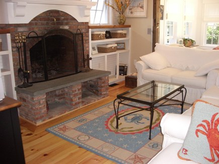 Barnstable Cape Cod vacation rental - Living Room