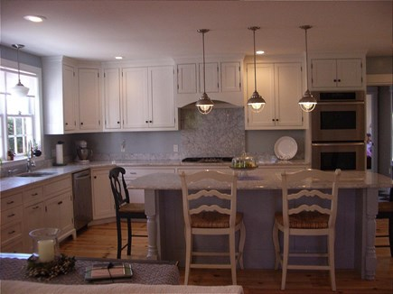 Barnstable Cape Cod vacation rental - Chef's Kitchen
