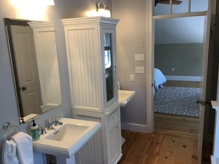 Barnstable Cape Cod vacation rental - 2nd Floor Master Bath
