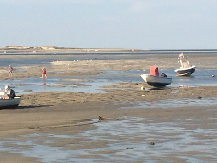 Barnstable Cape Cod vacation rental - Low Tide