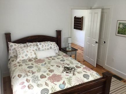 Barnstable Cape Cod vacation rental - 1st Floor Master Bedroom