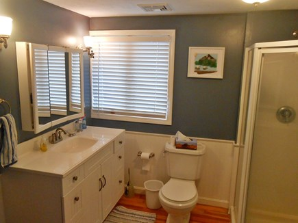 Plymouth, Cedarville MA vacation rental - Bathroom with shower stall