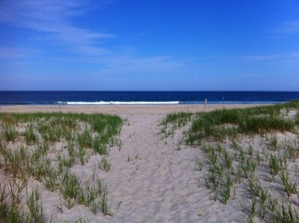East Orleans Cape Cod vacation rental - Nauset Beach