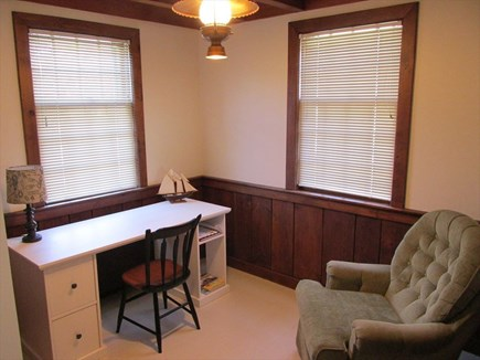 East Orleans Cape Cod vacation rental - Kitchen office
