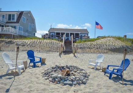 East Sandwich Cape Cod vacation rental - Perfect summer nights on the beach!