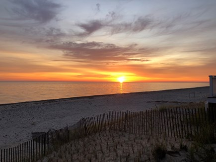 East Sandwich Cape Cod vacation rental - The best sunrises and sunsets on the Cape!