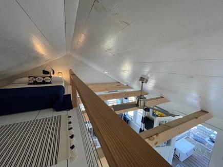 East Sandwich Cape Cod vacation rental - That loft!