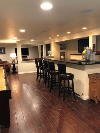 Mashpee, Popponessett Cape Cod vacation rental - Bar