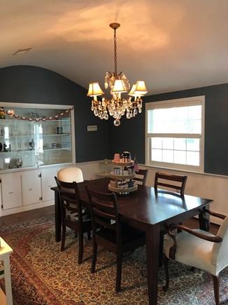 Mashpee, Popponessett Cape Cod vacation rental - Dining Room