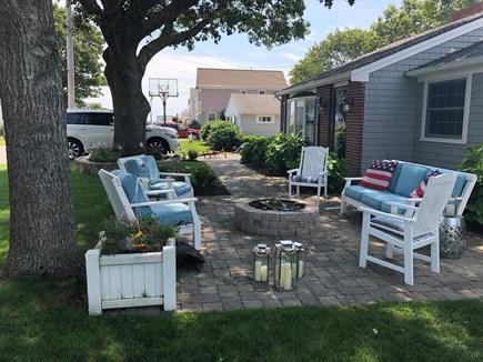 Mashpee, Popponessett Cape Cod vacation rental - Front Patio