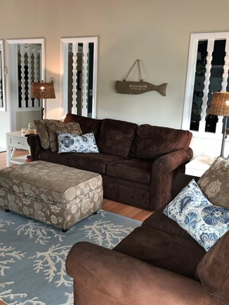 Mashpee, Popponessett Cape Cod vacation rental - Family Room