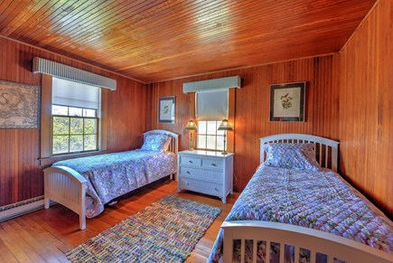 East Sandwich Cape Cod vacation rental - Bedroom with 2 Twins