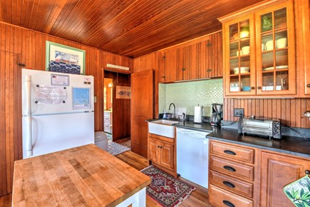East Sandwich Cape Cod vacation rental - Beautifully updated Kitchen