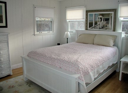 East Sandwich Cape Cod vacation rental - Master Bedroom on main level