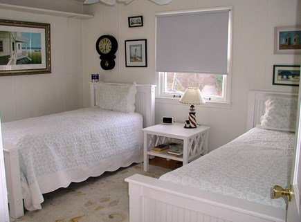East Sandwich Cape Cod vacation rental - Bedroom w/Twin on Main level