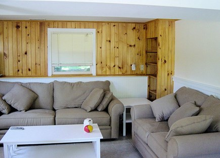 East Sandwich Cape Cod vacation rental - Den/Lower level