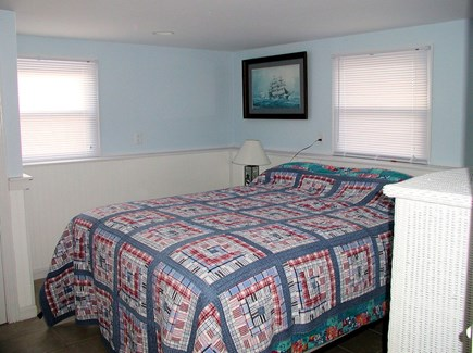 East Sandwich Cape Cod vacation rental - Bedroom w/Queen lower level