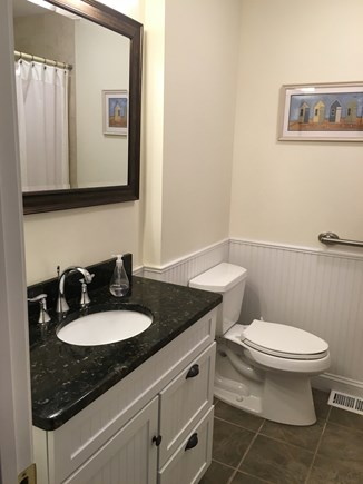 East Sandwich Cape Cod vacation rental - Bath on main level
