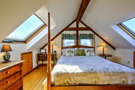 Sandwich, Town Neck Cape Cod vacation rental - Master Bedroom